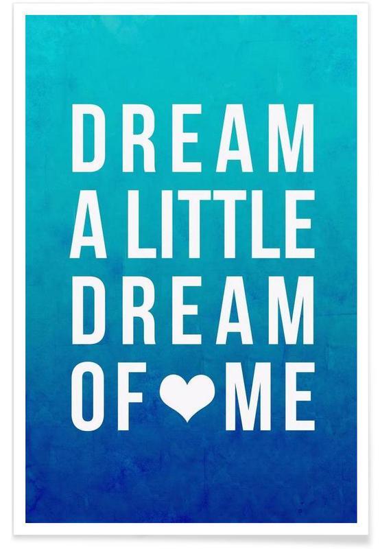 Dream Blue affiche