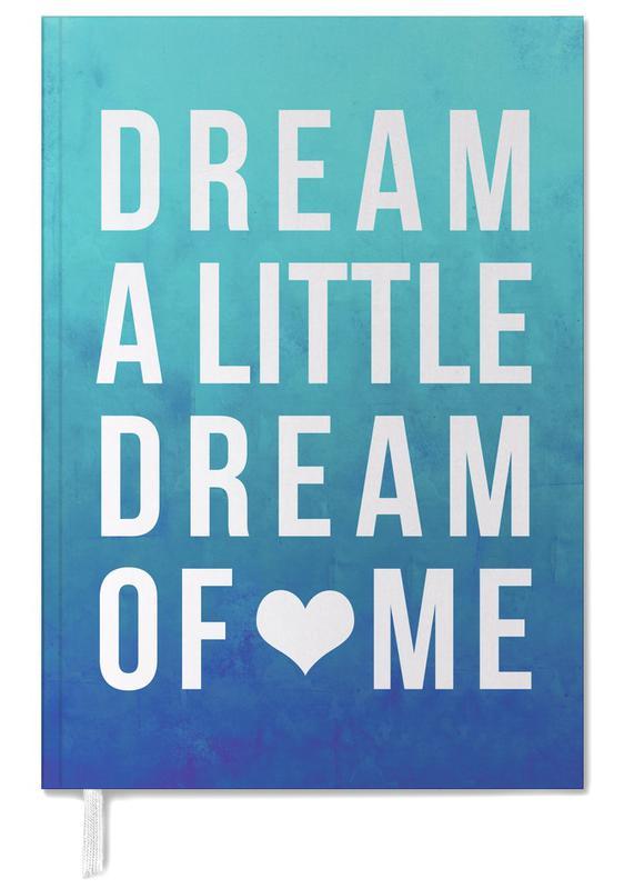 Dream Blue Personal Planner