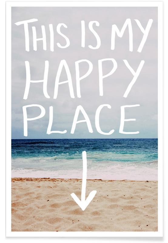 Happy Place affiche