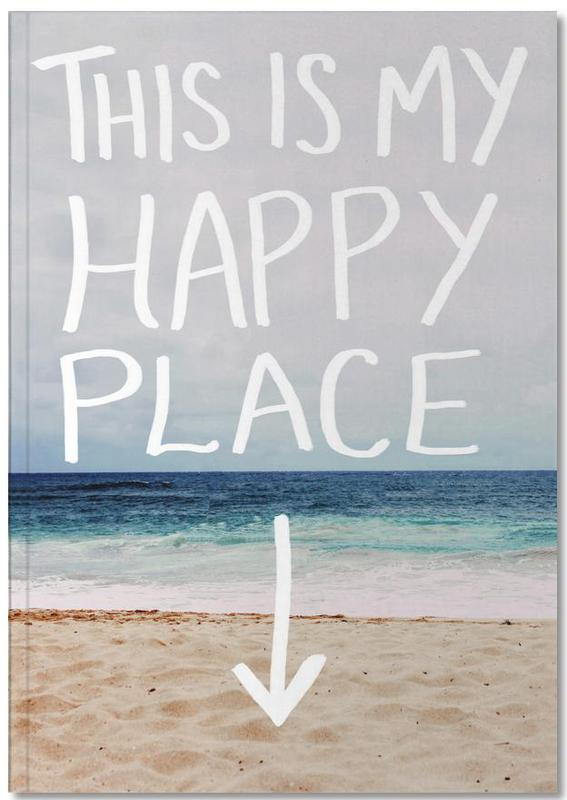 Happy Place Notebook