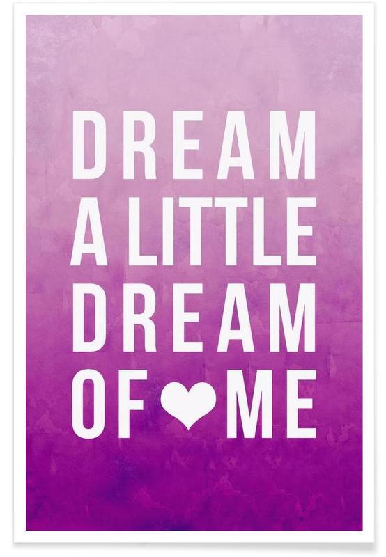 Dream Pink affiche