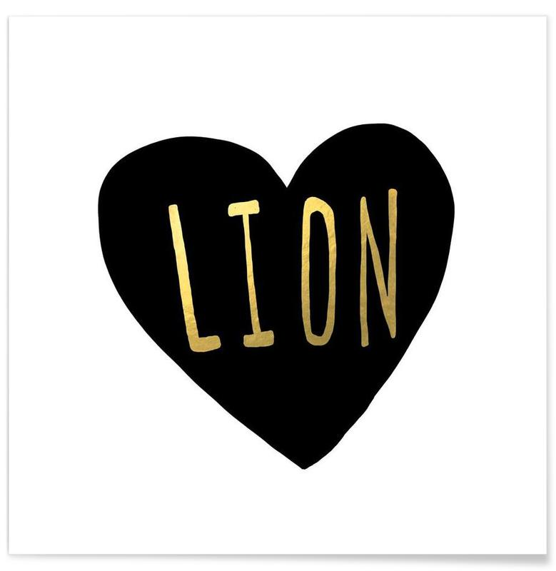 Lion -Poster