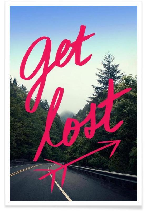 Get Lost affiche