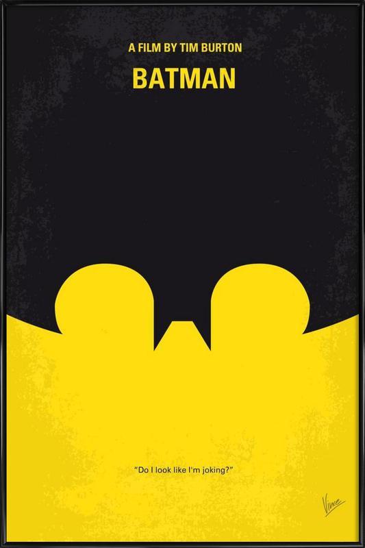 Batman ingelijste poster