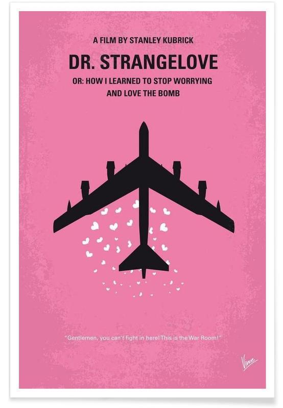 Films, Dr Strangelove affiche