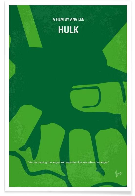 Films, Hulk poster