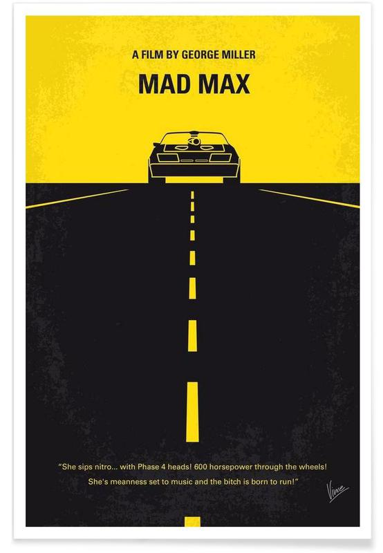 Mad Max -Poster
