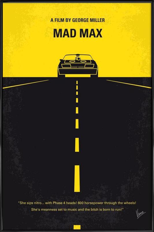 Mad Max Framed Poster