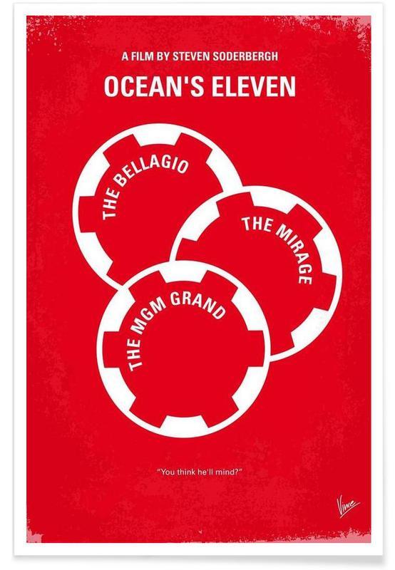 Movies, Ocean's 11 Poster