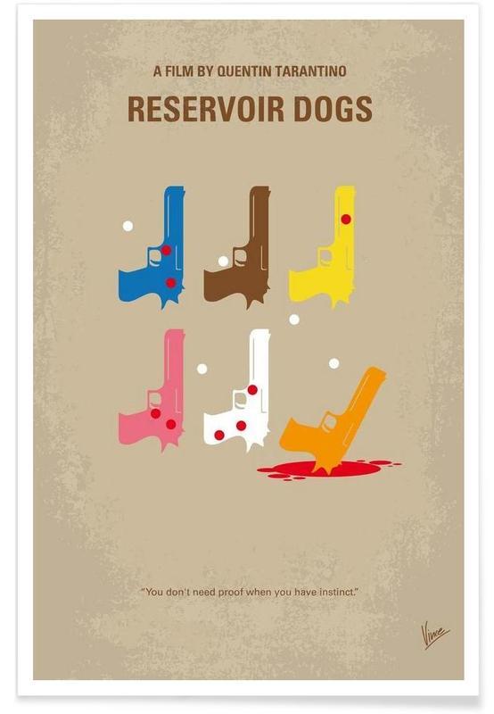 Reservoir Dogs affiche