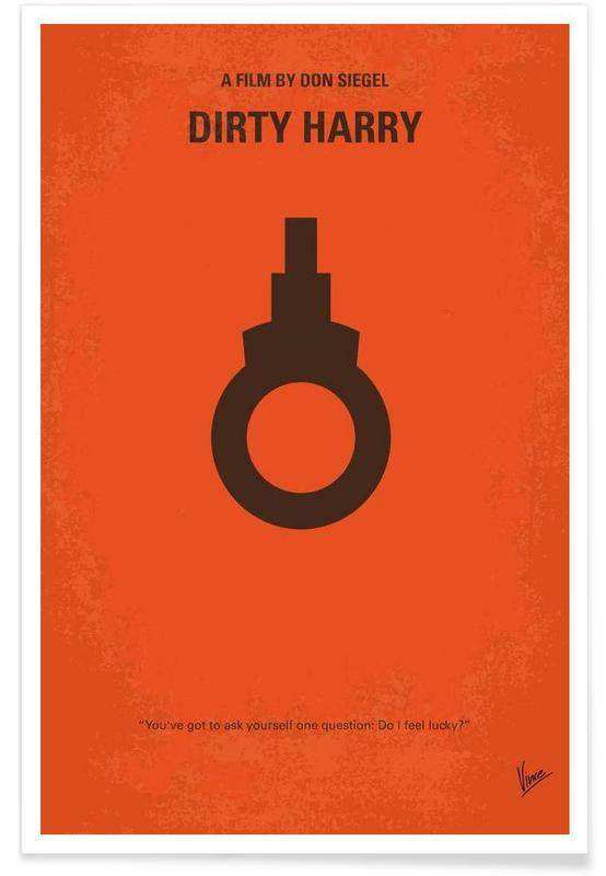 Dirty Harry affiche