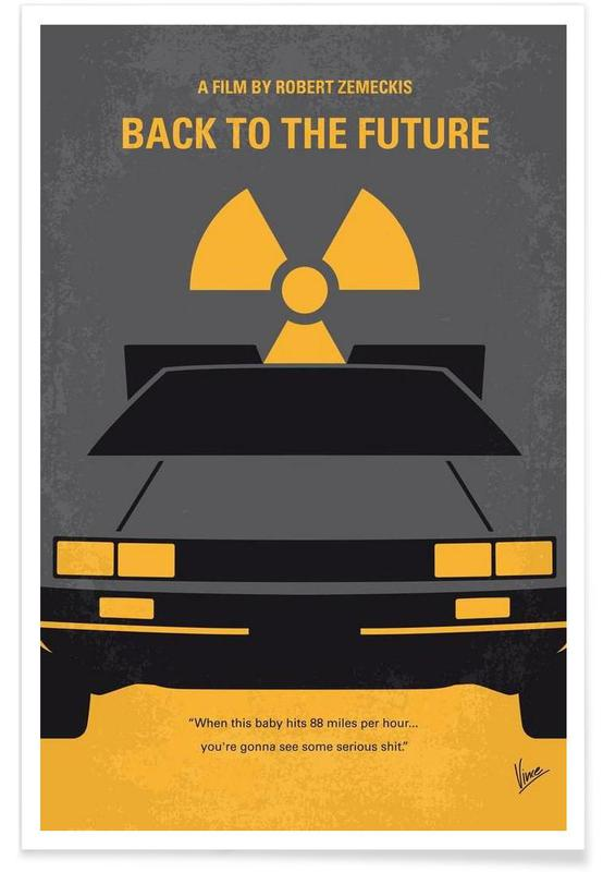 Films, Back to the Future I affiche