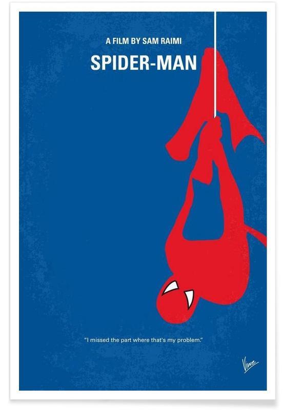 Spiderman affiche