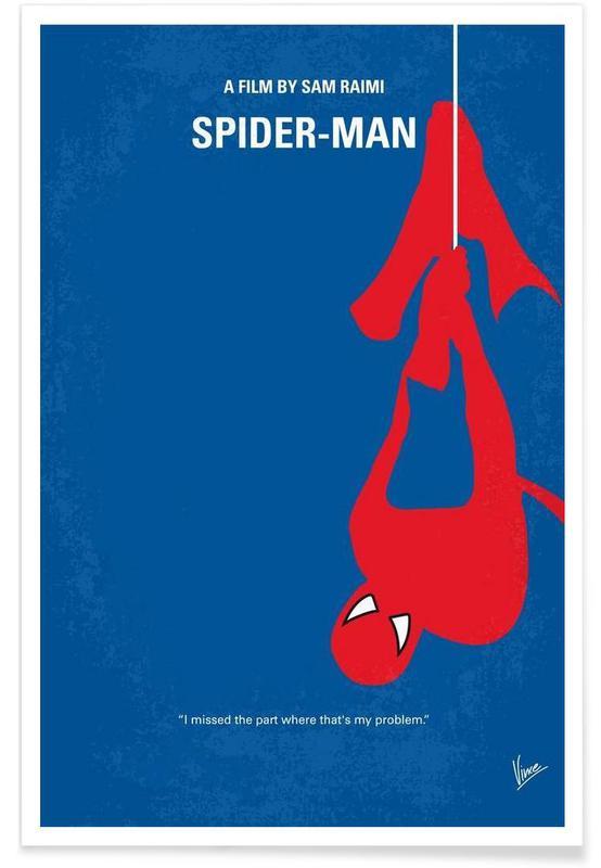 Film, Spider-Man, Spiderman Plakat