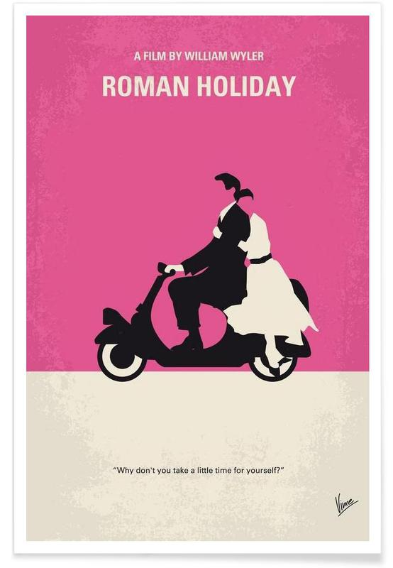 Roman Holiday affiche