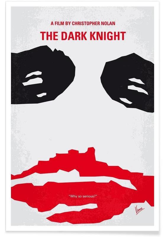 Le Joker, Films, Dark Knight affiche