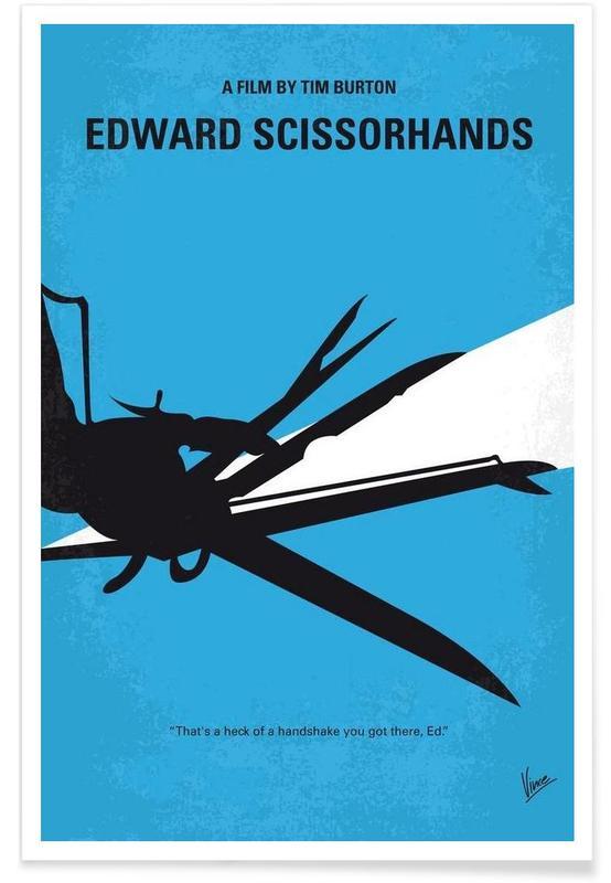 Scissorhands Poster