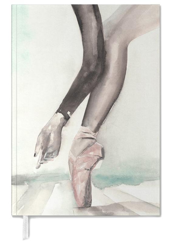 Danse, Illustrations de mode, In Black Papillon agenda
