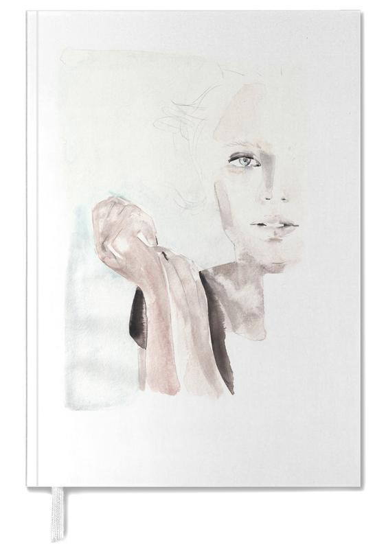 Portraits, Illustrations de mode, The Ganzfeld Effect agenda