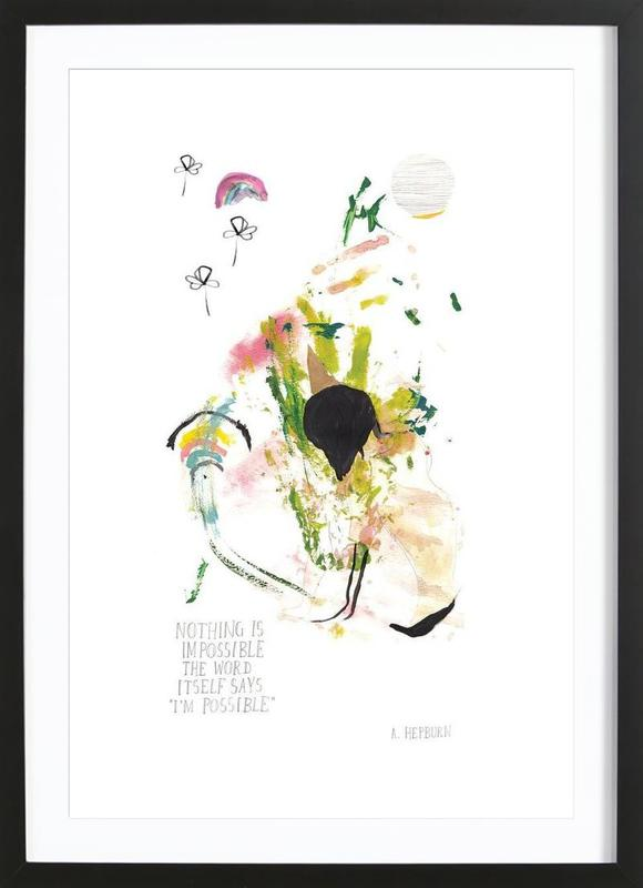 Everything Possible Framed Print