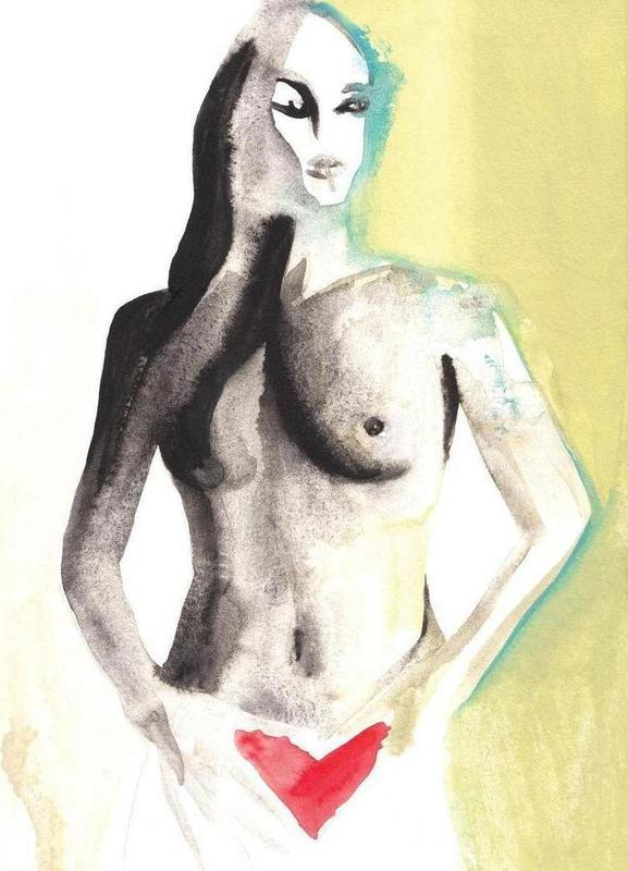 Swit Swoo canvas doek