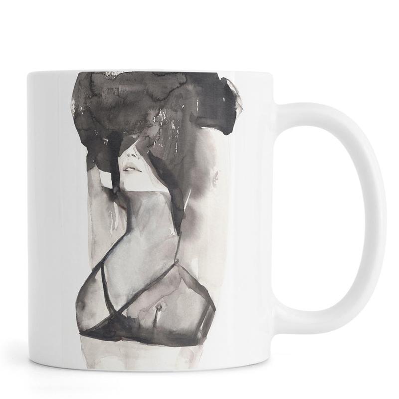 Nus, Noir & blanc, A Minikin mug