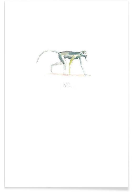 Mr. -Poster