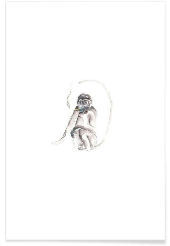 Monkeys, Sambo Poster