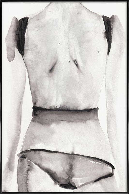 Slap Framed Poster