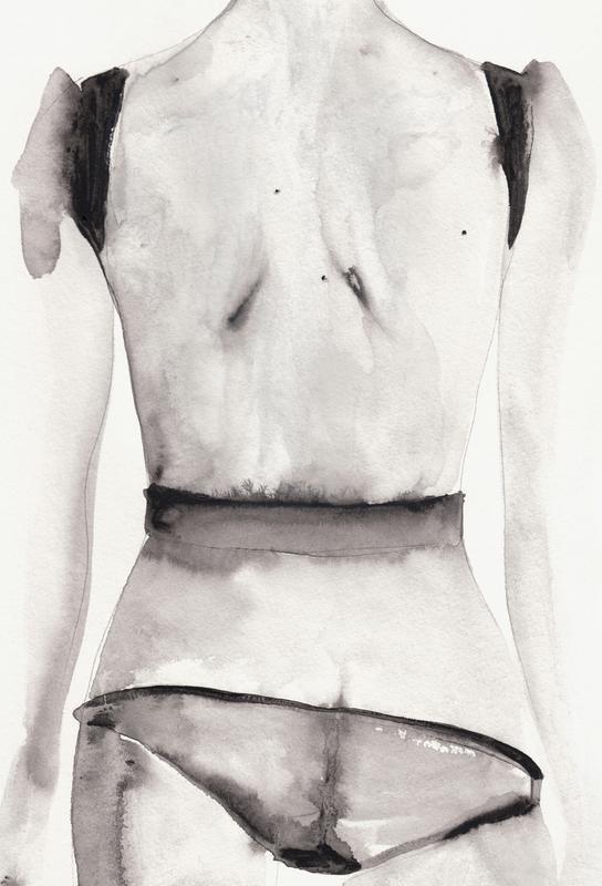 Slap Acrylic Print