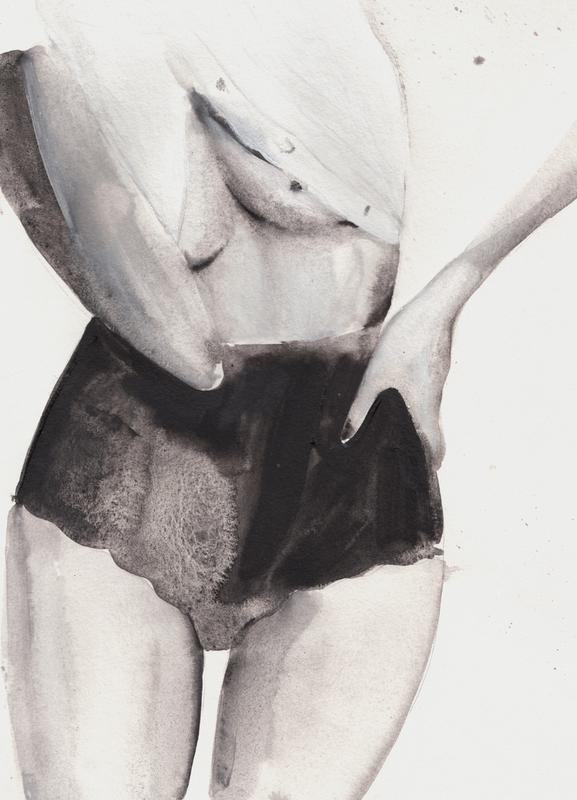 Dance with Me canvas doek
