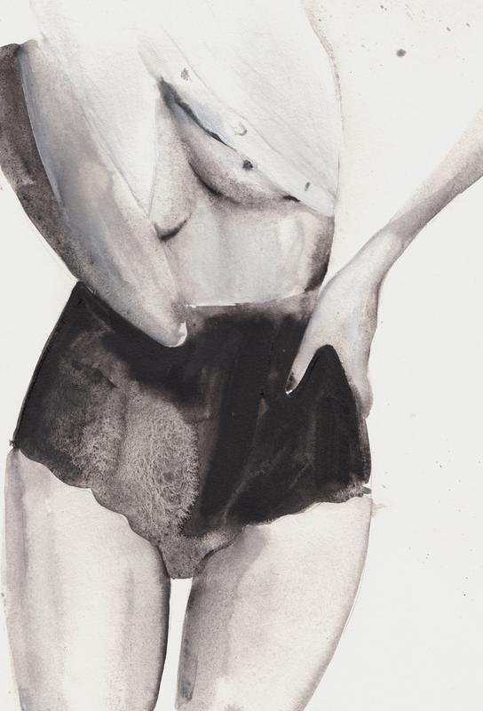 Dance with Me acrylglas print