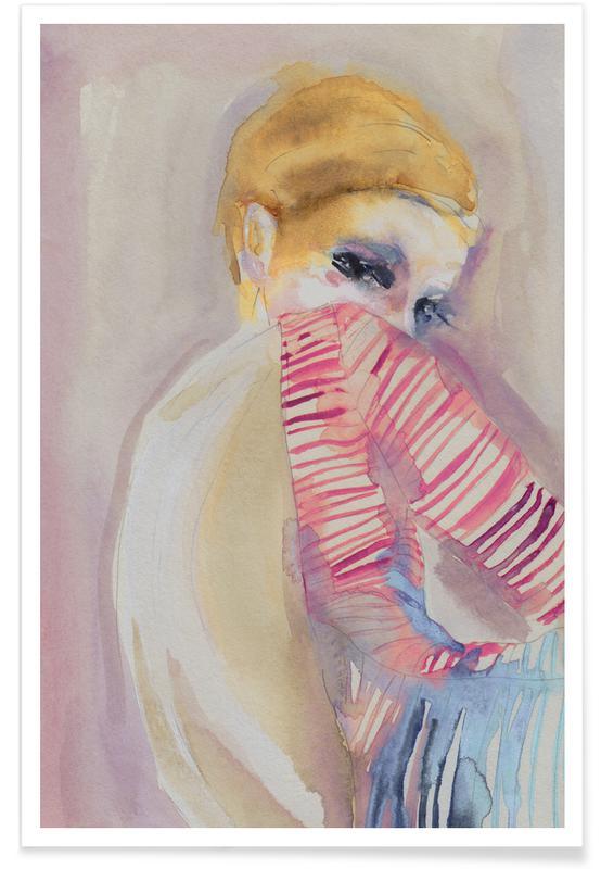 Fashion Illustrations, Amuse Bouche Poster