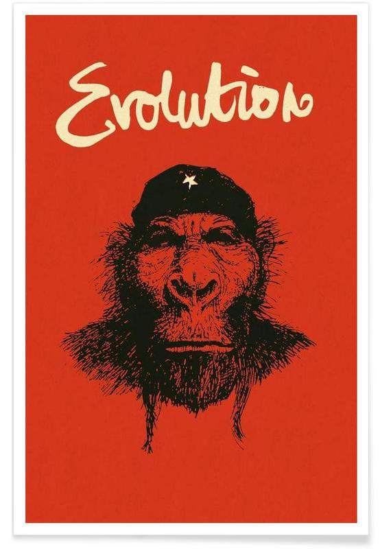 Evolution -Poster
