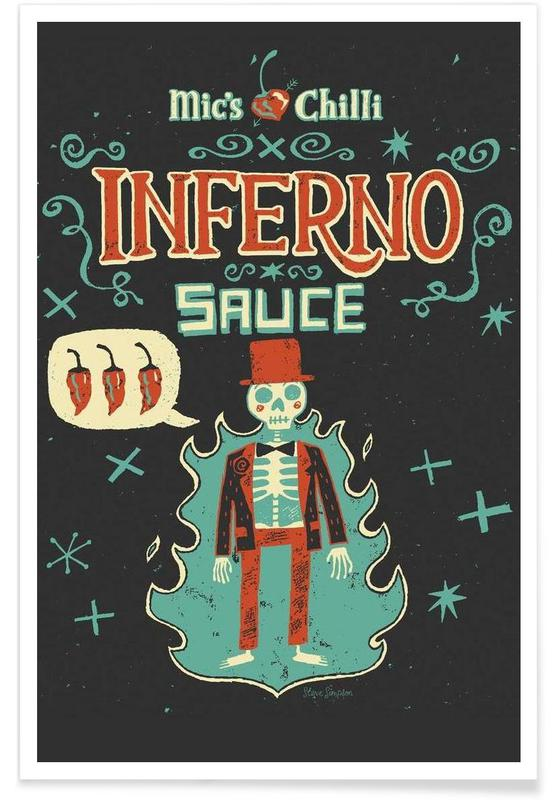 Inferno -Poster