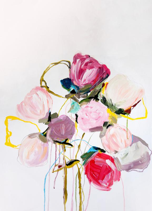 Bloom 0709 -Leinwandbild