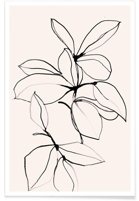 Foliage 0118 -Poster