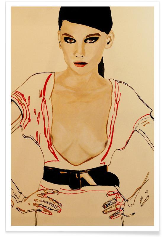 Portretten, Untitled 300 poster