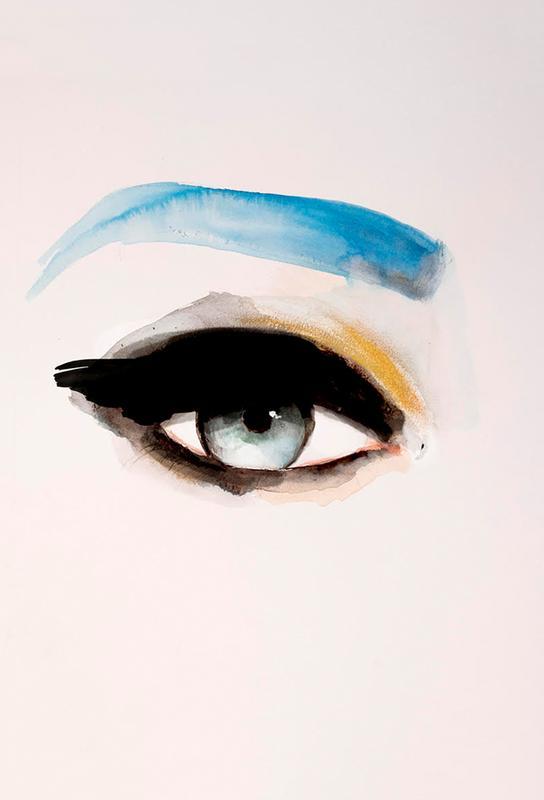 Single Eye+Series06 -Alubild