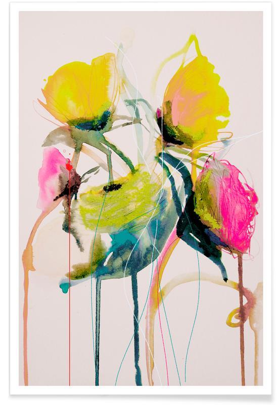 , Bloom Series Bright 0919 affiche