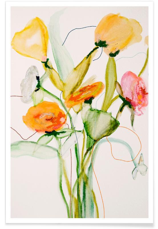 , Bloom Series Norway 0915 -Poster