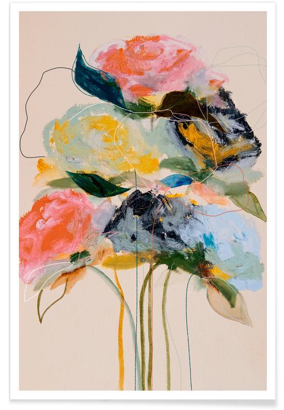 Bloomseries Cadmium affiche