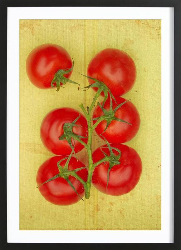 Big Tomatoes Framed Print