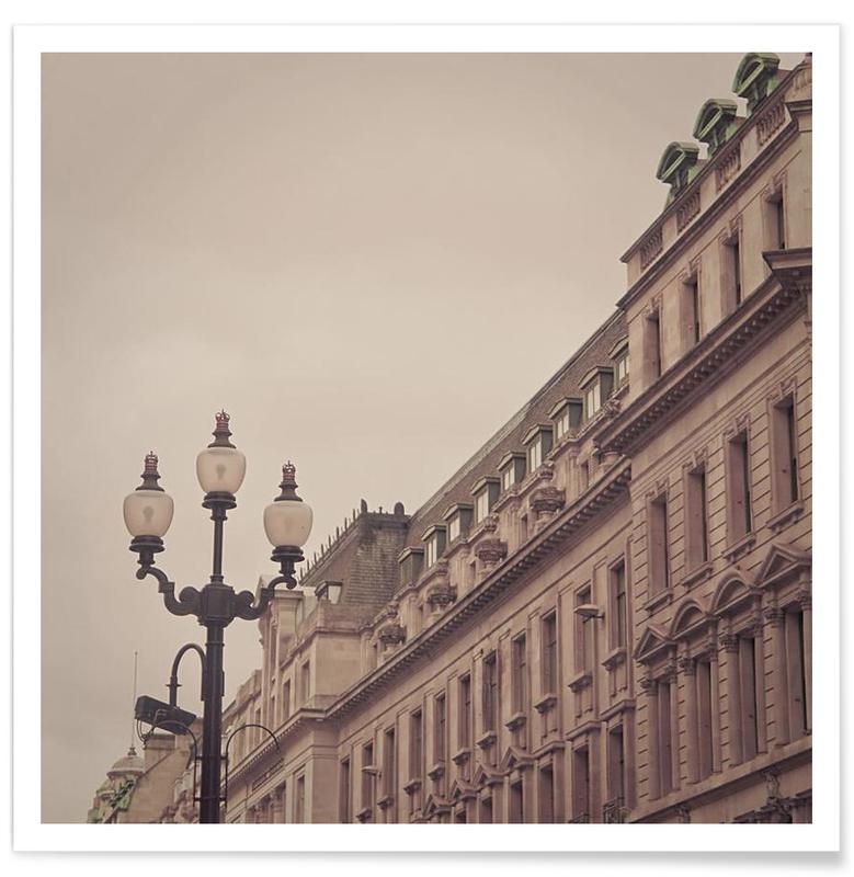 Regent St Square affiche