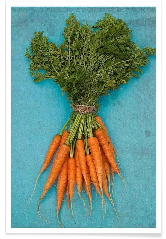 Carottes, Carrots affiche