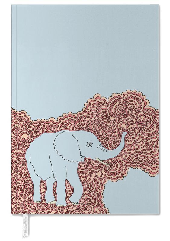 Éléphants, Elephant Blue agenda