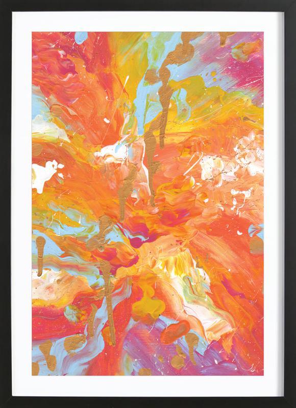 Ocaso Framed Print