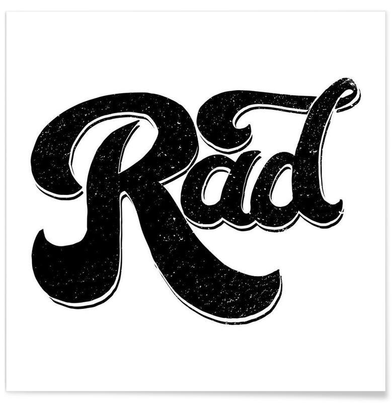 rad affiche
