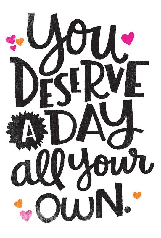 A Day Your Own Acrylic Print
