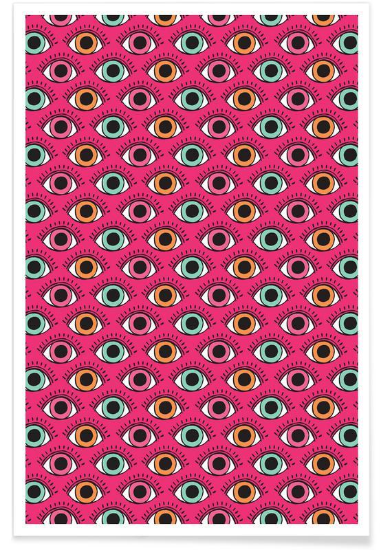 Patronen, Eye Freak poster